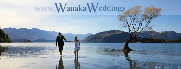 Wanaka Weddings - for your Wanaka Wedding