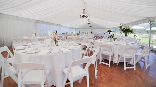 Wedding Party and Marquee Hire, Wanaka