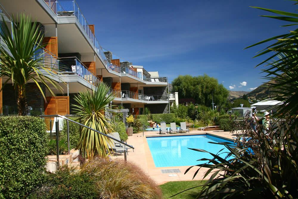 Lakeside Apartments - Wanaka Wedding Accommodation