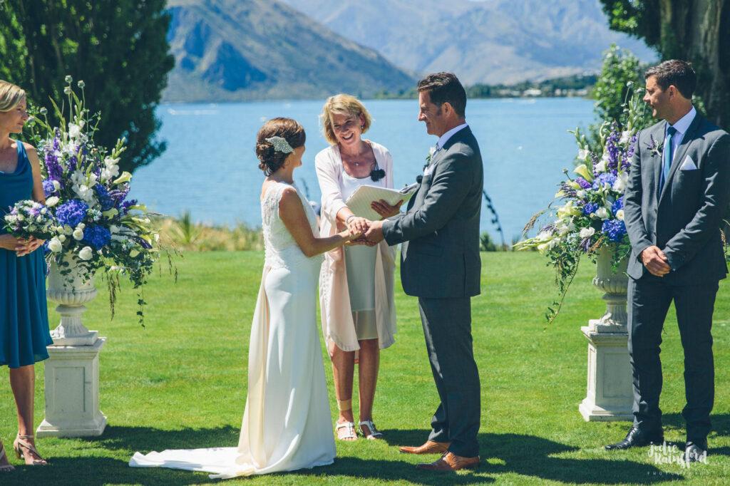 Liz Maluschnig - Wanaka wedding celebrant