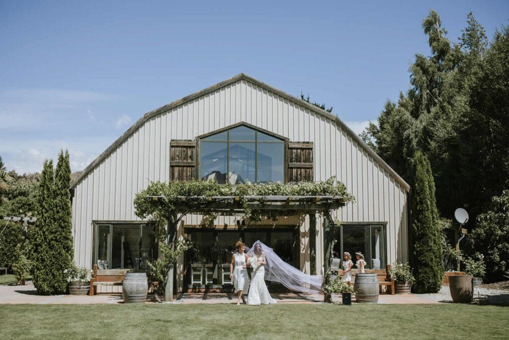 The Lookout Lodge Wanaka Wedding Venue