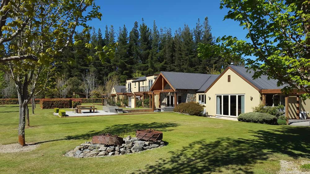 Maple Lodge Wanaka Wedding Venue