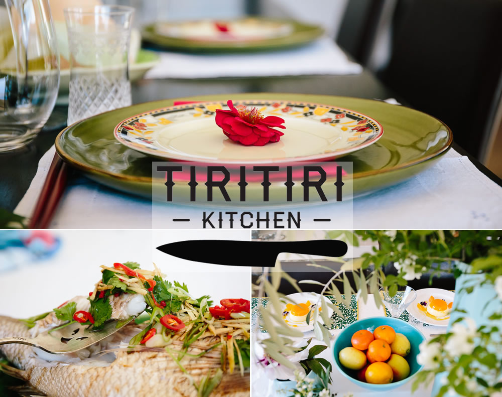 Tiritiri Kitchen for Wanaka wedding catering