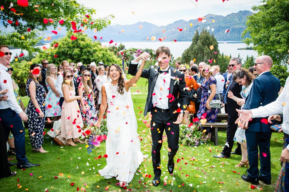 Fluidphoto - Wanaka Wedding Photographer Ruth Brown