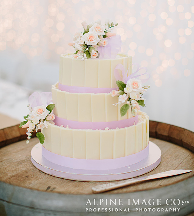 Special Occasions - Wanaka wedding cakes